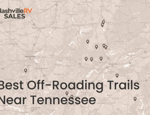 Best Off-Roading Trails Near Tennessee