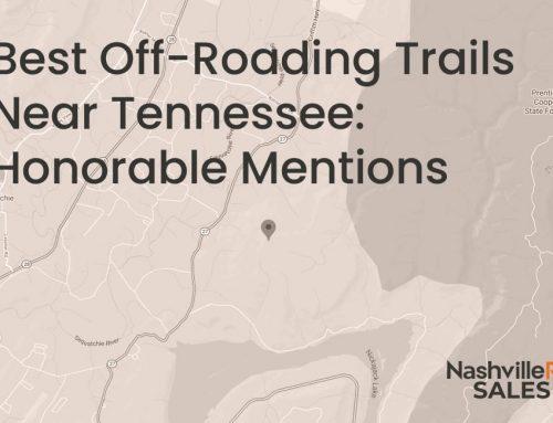 Best Off-Roading Trails Near Tennessee: Honorable Mentions